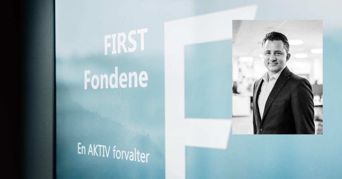 Jonas Heyerdahl FIRST Fondene