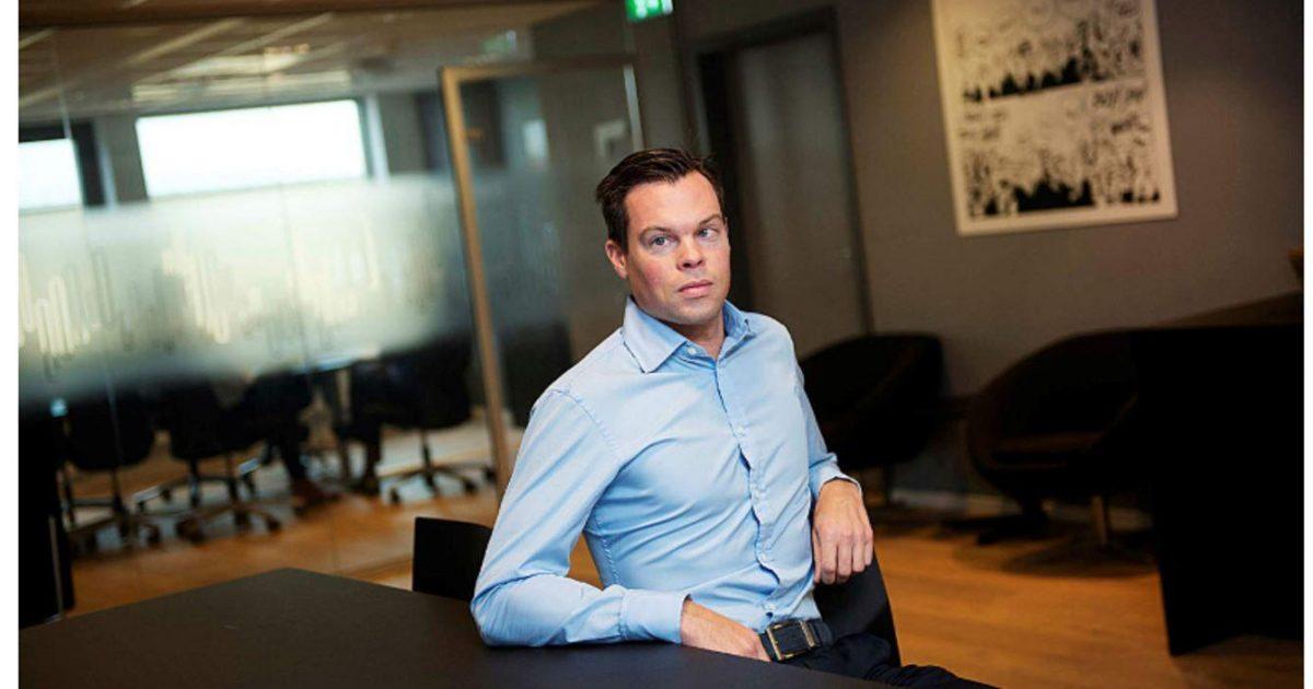Thomas Nielsen First Fondene Finansavisen November 2019 Nov First 2019