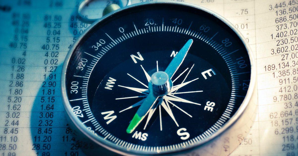 FIRST Fondene compass