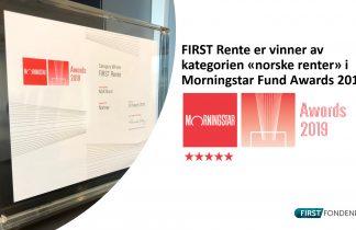 First Rente Award 2