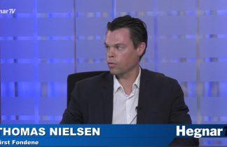 Hegnar Tv Thomas Nielsen FIRST Fondene 2