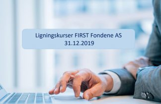 Ligningskurser 2019 First Fondene 4