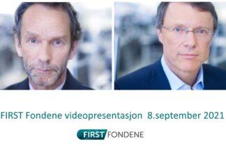 Peter Harald M FIRST Fondene