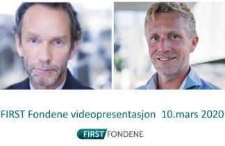 First Fondene Videopres 222
