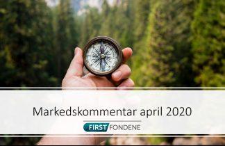 FIRST Fondene 2020 kommentar