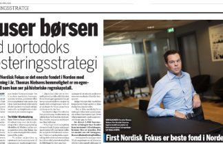 Thomas Nielsen First Fondene Finansavisen
