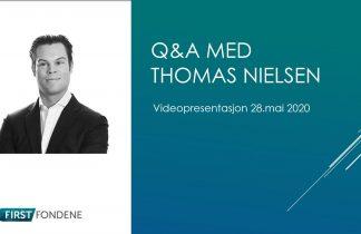 Thomas Nielsen Qa Mai 2020