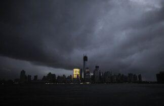 Goldman Sachs Building Hurricane Sandy 1400
