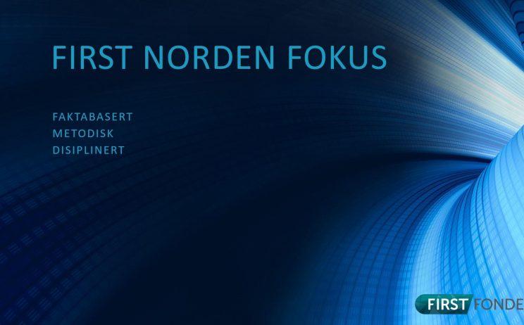 Bilde: FIRST Norden Fokus videopresentasjon