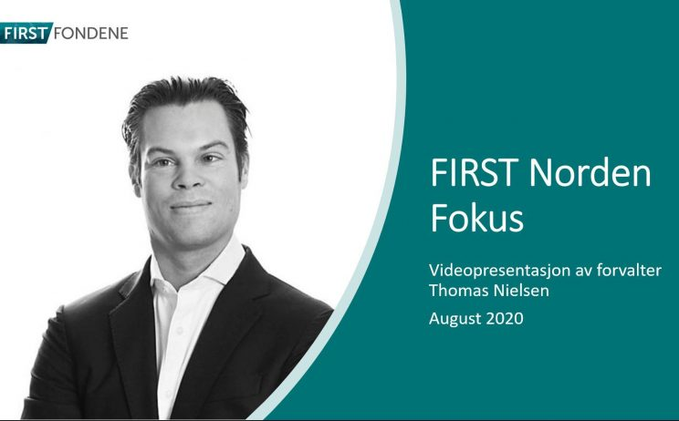 Bilde: Videopresentasjon FIRST Norden Fokus v/Thomas Nielsen