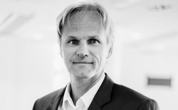 Bilde: Finansavisen børsintervju med Erik Haugland
